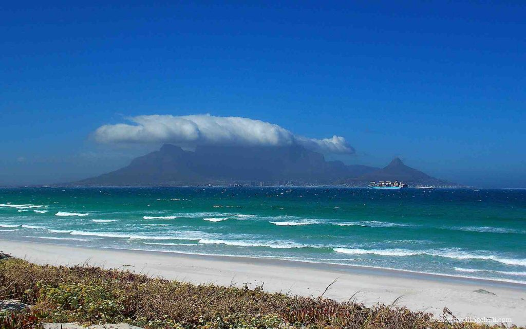 table mountain melkbosstrand cape town