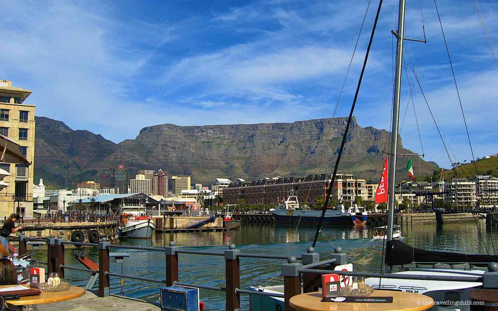 Table Mountain Cape Town | Facts about Cape Town | Cape Town interesting facts