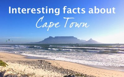 20 Interesting facts about Cape Town most people don't know