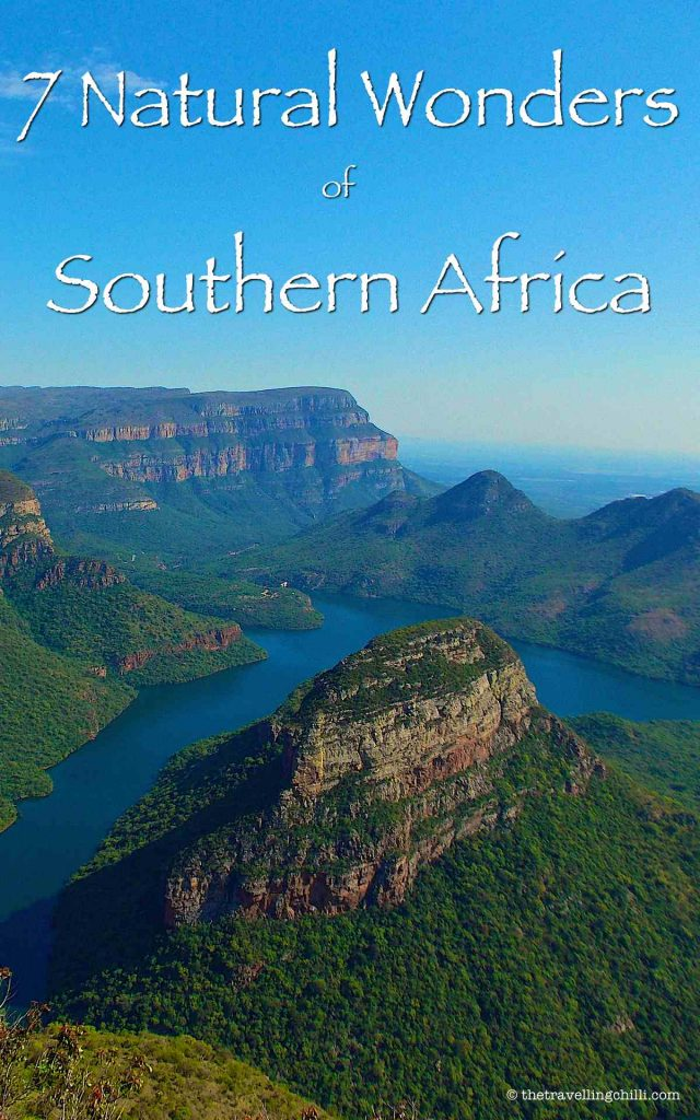 Natural Wonders of Southern Africa Blyde River Canyon