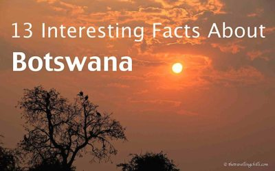 13 Interesting Facts about Botswana