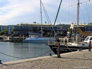 Knysna Waterfront, Garden Route, South Africa