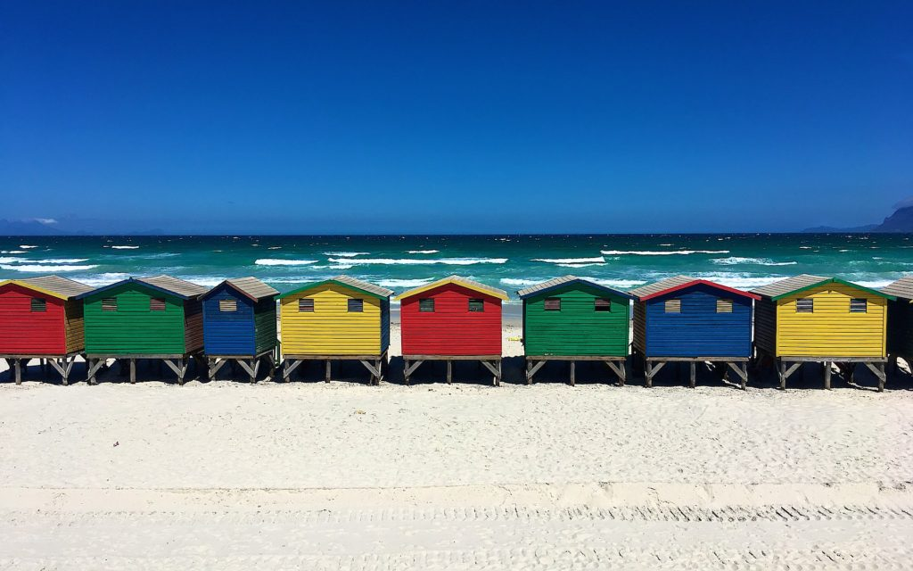 Cape Town Muizenberg Beach house