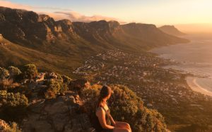 cape town south africa lions head