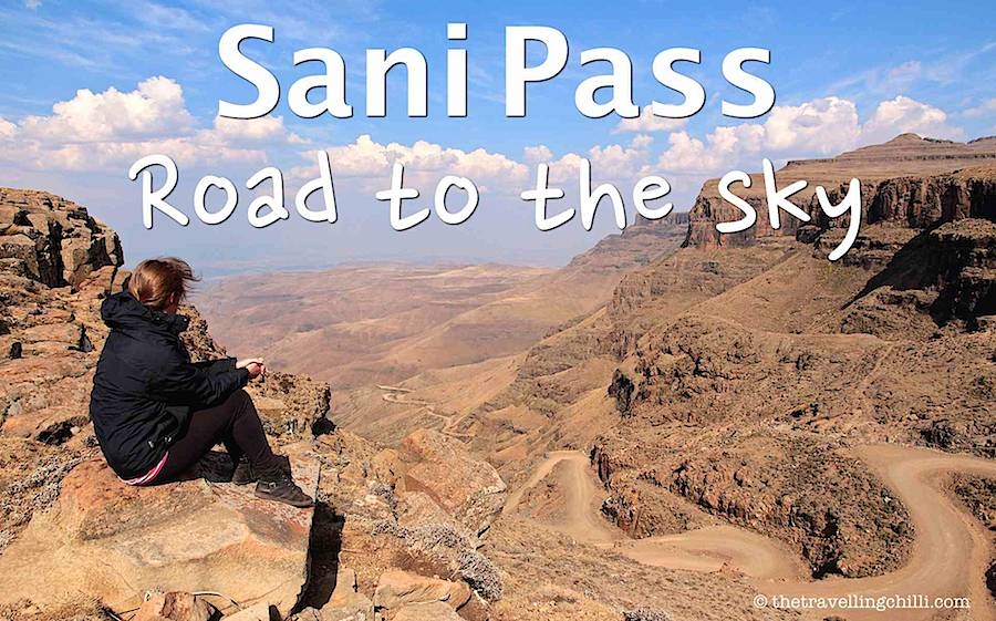 Sani Pass self drive – Road to the sky