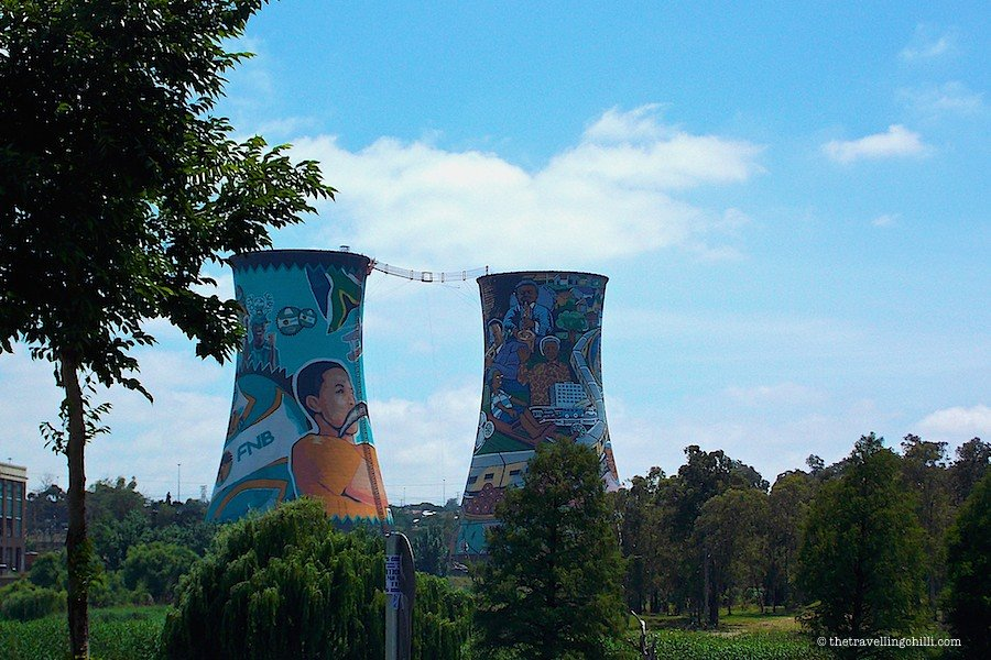 orlando towers soweto johannesburg south africa