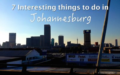 7 Interesting things to do in Johannesburg