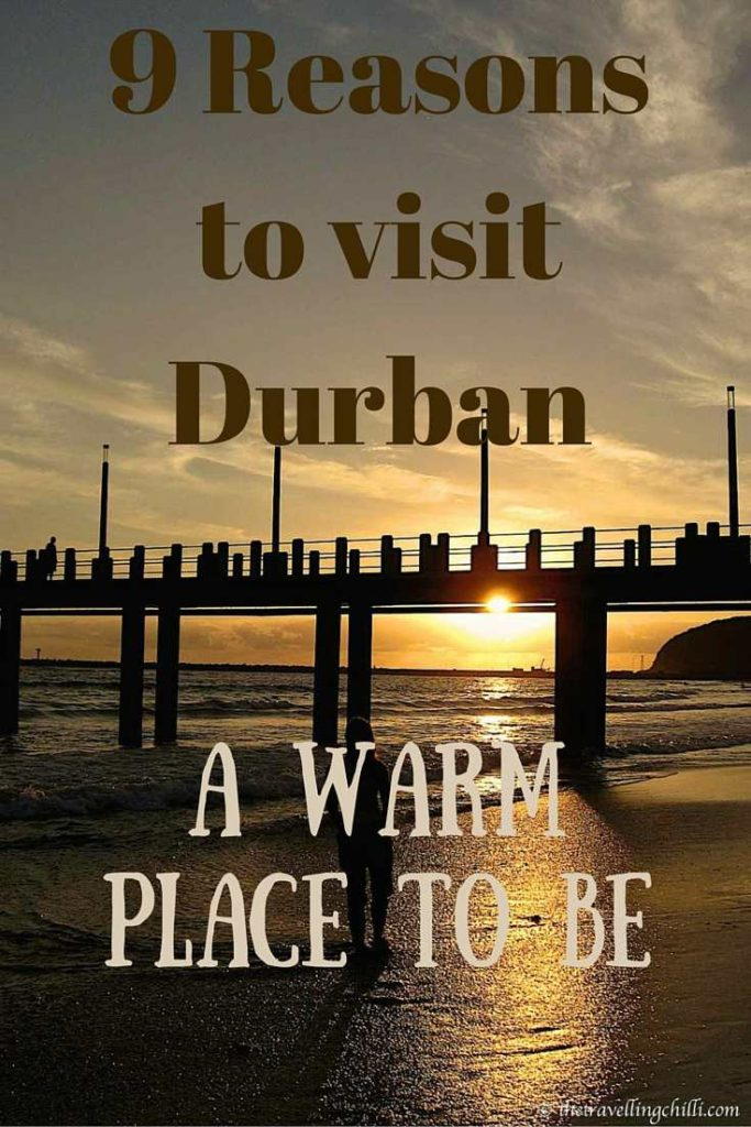 9 Reasons to visit Durban in South Africa
