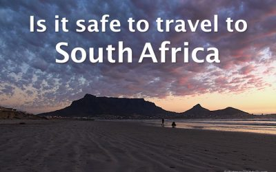 Is it safe to travel to South Africa?
