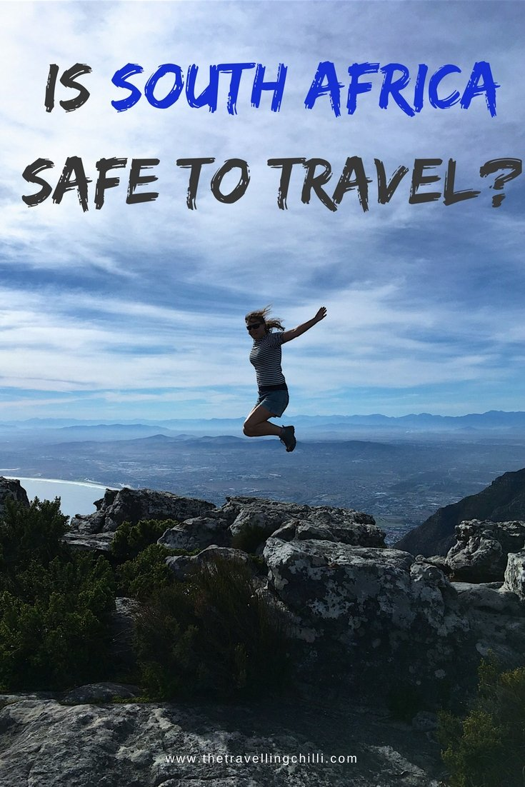 is south africa safe to travel