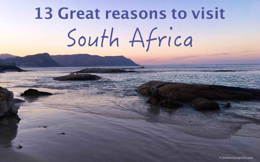 13 great reasons to visit south africa | why visit South Africa | why people visit south africa