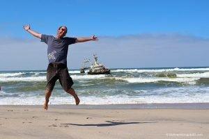 namibia skeleton coast shipwreck