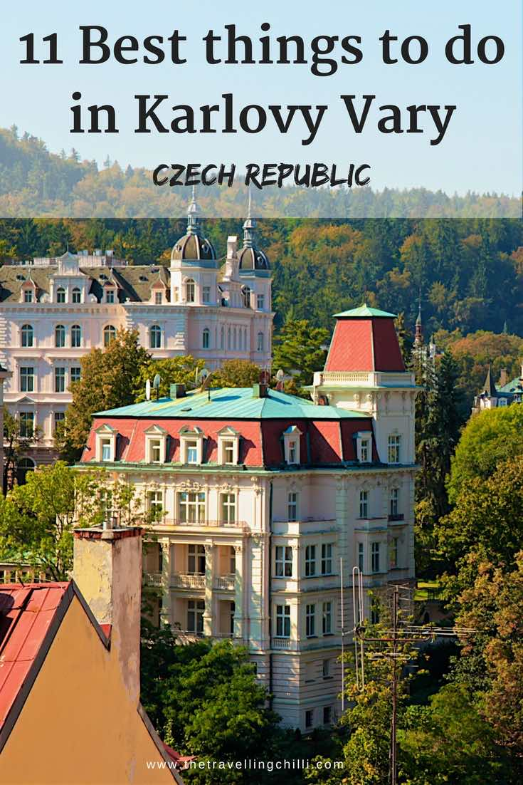 11 Best things to do in Karlovy Vary