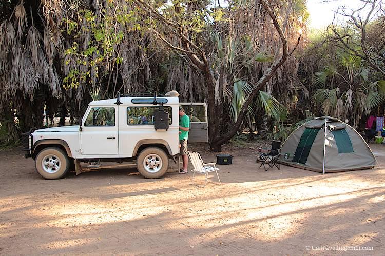 Letaba Campsite Kruger National Park South Africa