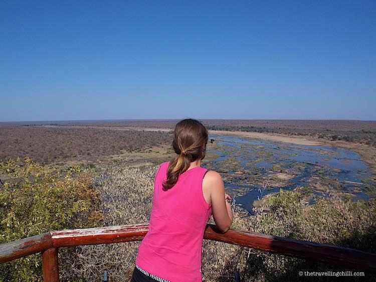 Olifants river Kruger National Park South Africa