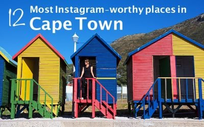 12 Most Instagram-worthy places in Cape Town