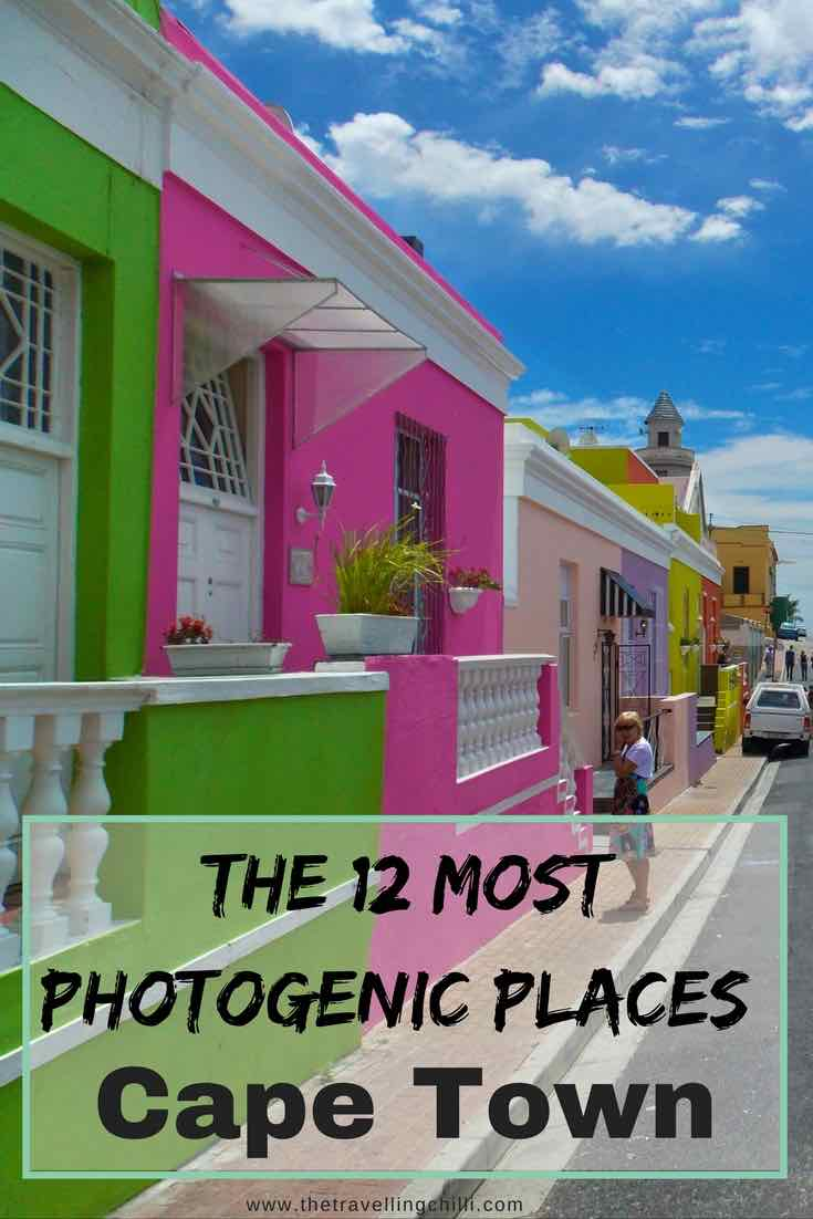 The 12 most photogenic places in Cape Town South Africa