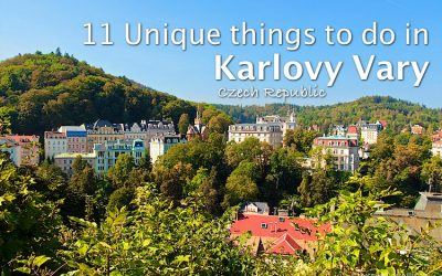 11 Unique things to do in Karlovy Vary – Czech Republic