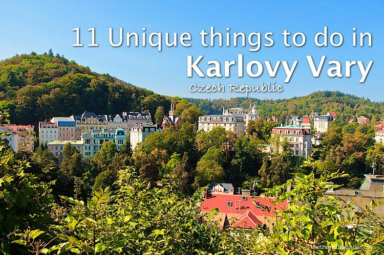 11 Unique Things to do in Karlovy Vary