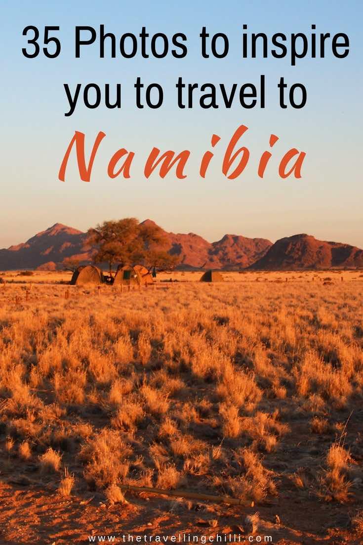35 Photos to inspire you to travel to Namibia