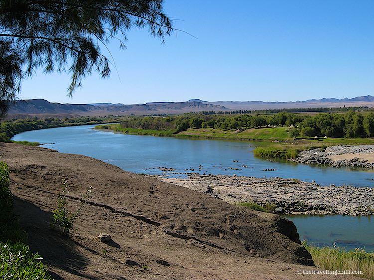Orange River Namibia