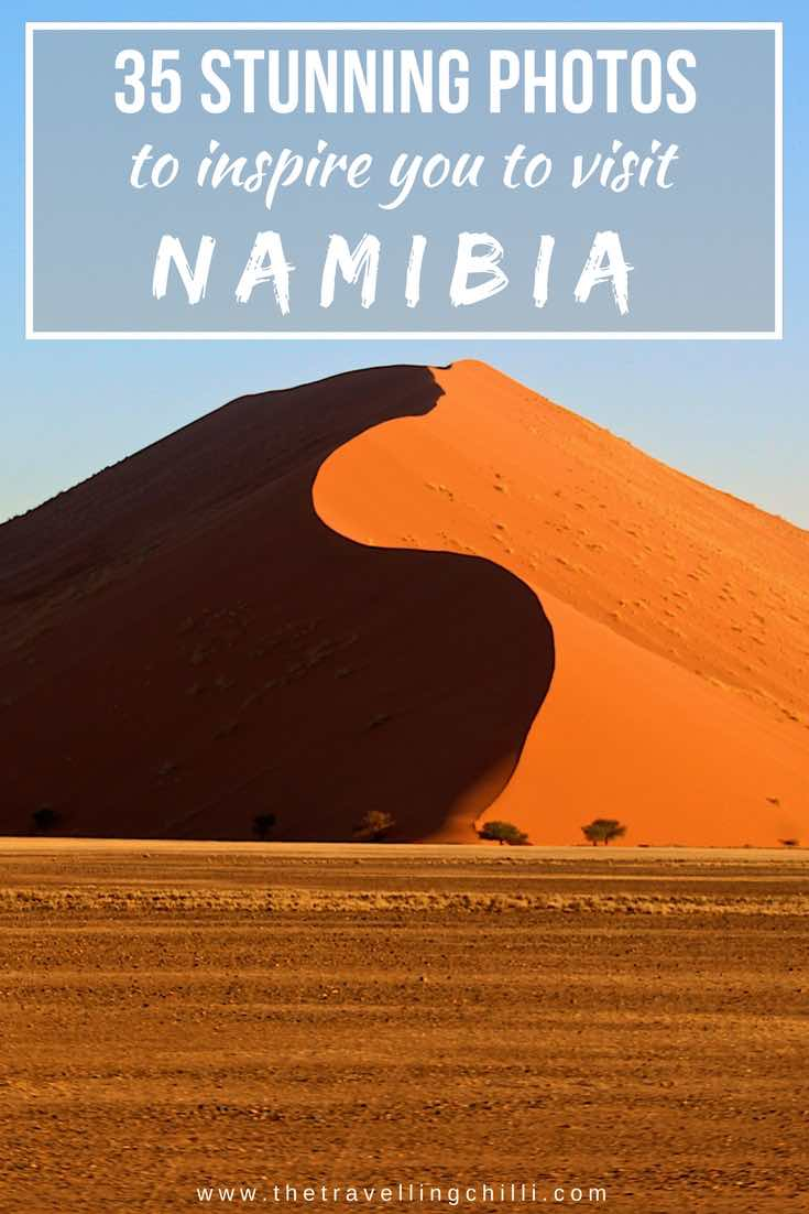 35 Stunning photos to inspire you to visit Namibia