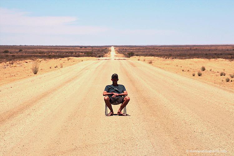 Roads in Namibia
