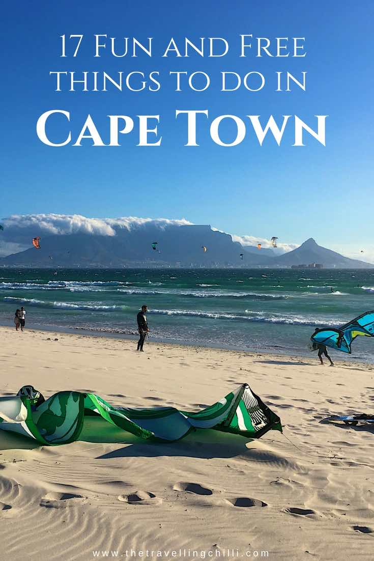 17 Fun and Free things to do in Cape Town