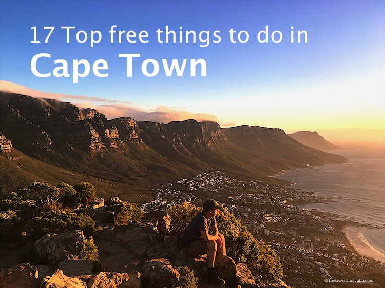 17 Top free things to do in Cape Town | things to do in Cape Town for free | Cape Town South Africa