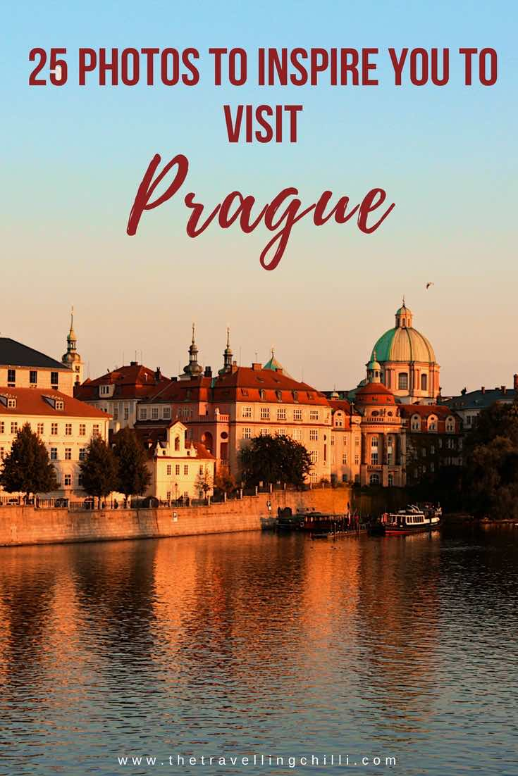 25 Photos to inspire you to visit Prague Czech Republic