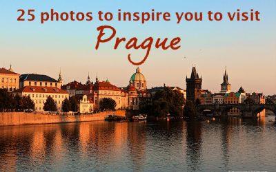25 Photos to inspire you to visit Prague