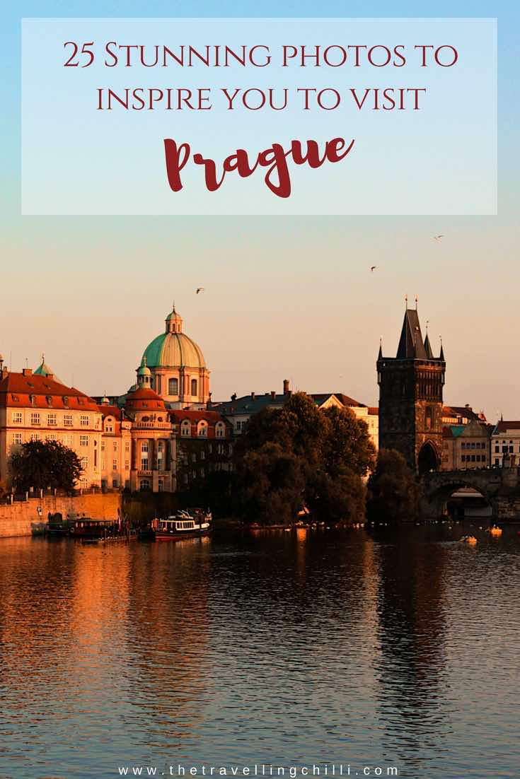 25 Stunning photos to inspire you to visit Prague Czech Republic