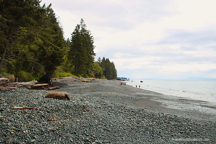 French Beach Provincial Park Juan de Fuca |photos to inspire you to visit Vancouver Island Canada | Pictures of Vancouver Island | Visiting Vancouver Island | Photos of Vancouver Island