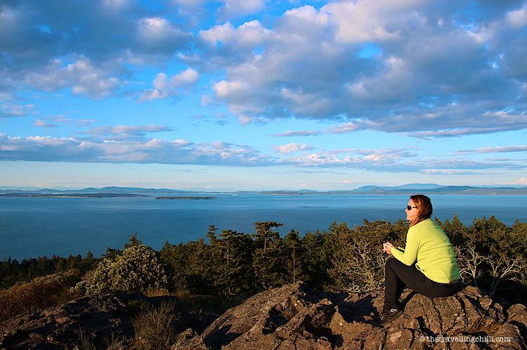 Mount Douglas Vancouver Island