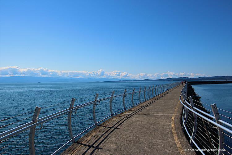 Ogden Point Breakwater Victoria Vancouver Island