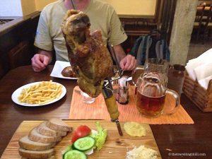 Pork Knuckle Prague