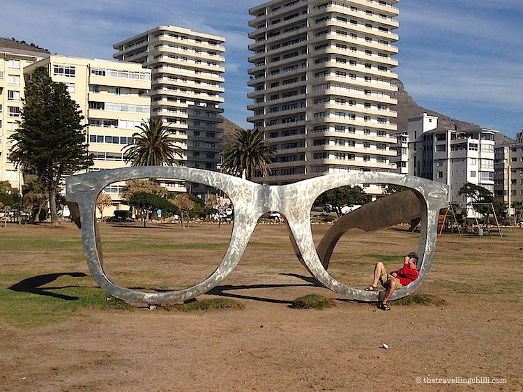 Sea Point promenade Cape Town