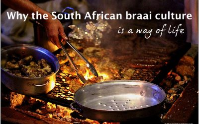 Why the South African braai culture is a way of life