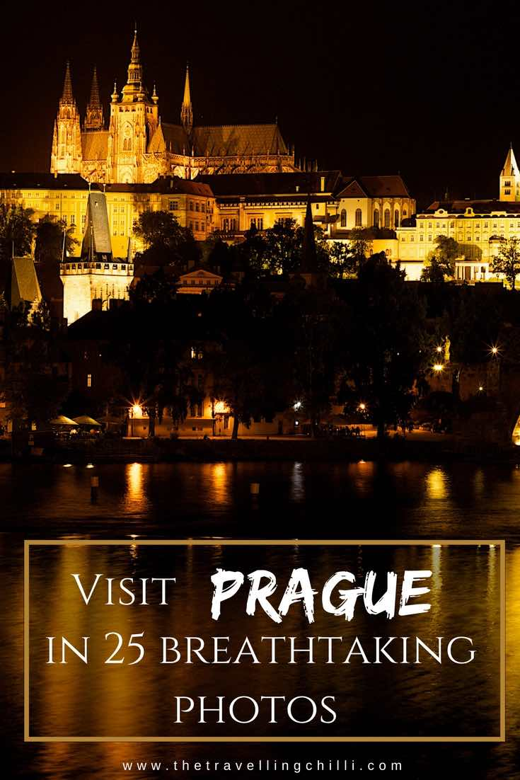 Visit Prague in 25 breathtaking photos in Czech Republic
