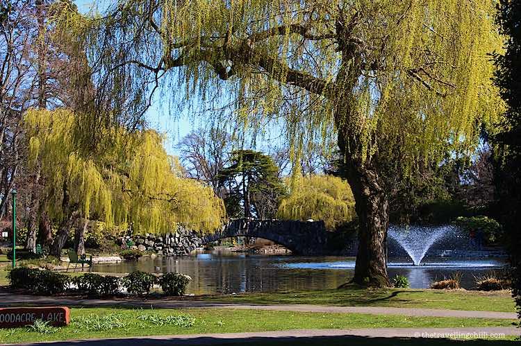 Beacon Hill Park Victoria Vancouver Island