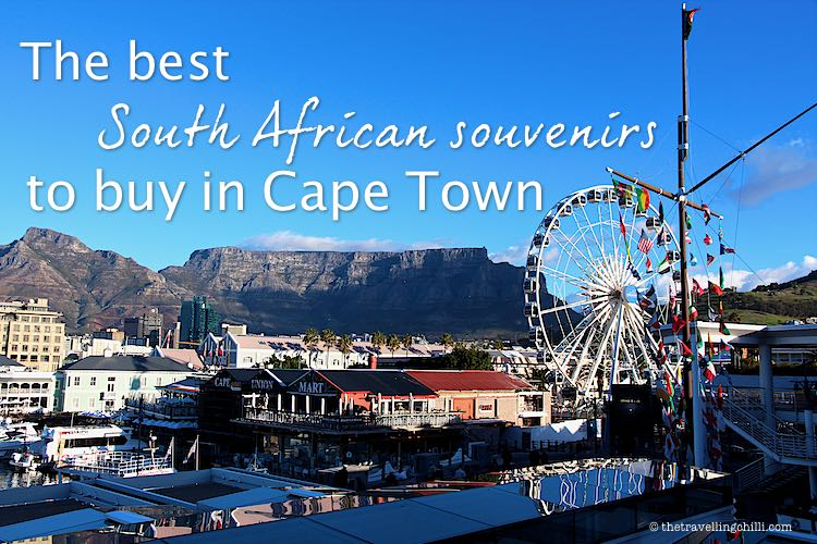 best South African souvenirs to buy in Cape Town