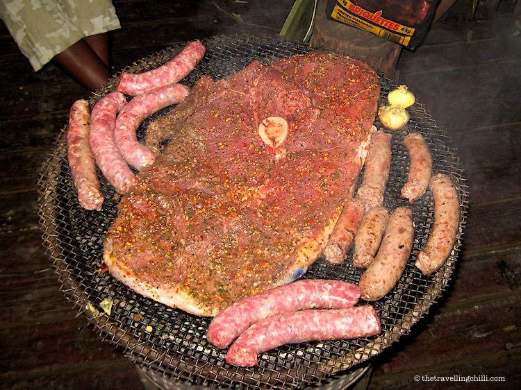 South African braai beef