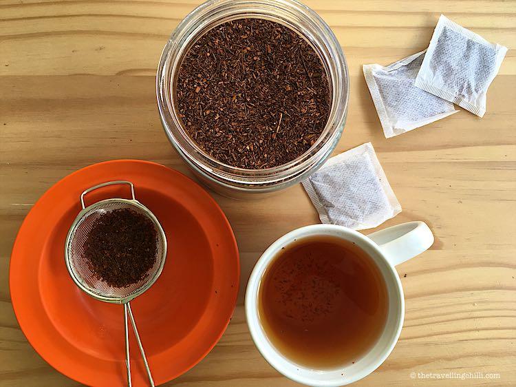rooibos tea souvenir cape town