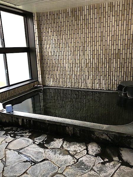 Beppu Hot Springs in Japan