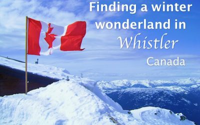 Finding a winter wonderland in Whistler Canada