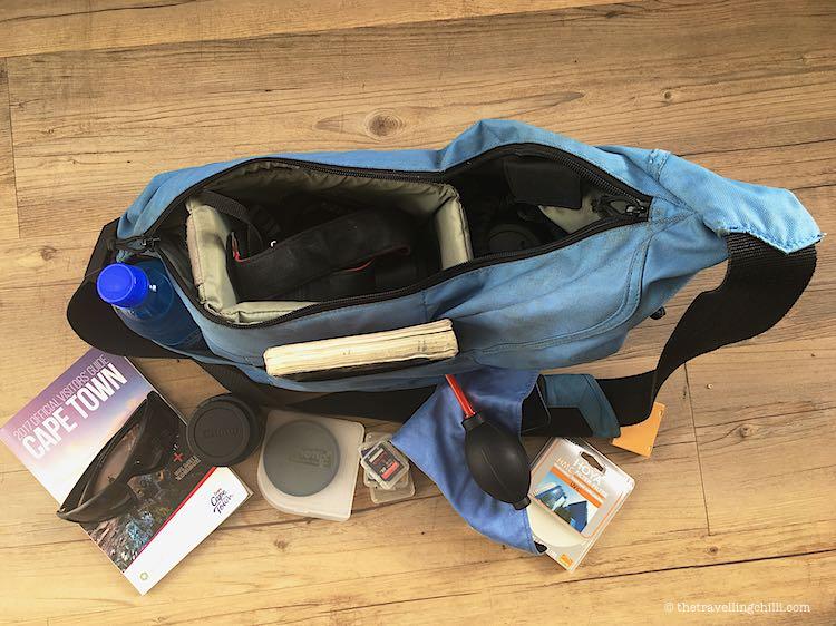 lowepro passport sling bag accessories
