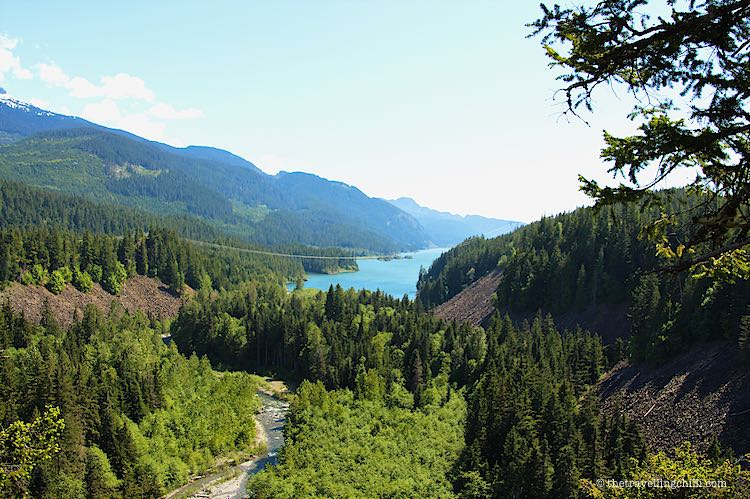 Sea-to-Sky Highway Vancouver Whistler