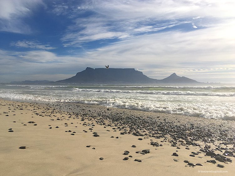 20 Stunning beaches in South Africa you need to visit |beaches in South Africa | South Africa beach | South Africa beaches | Table mountain | Cape Town beach | Blouberg strand
