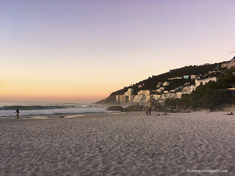 best beaches in South Africa to visit Clifton beach in Cape Town