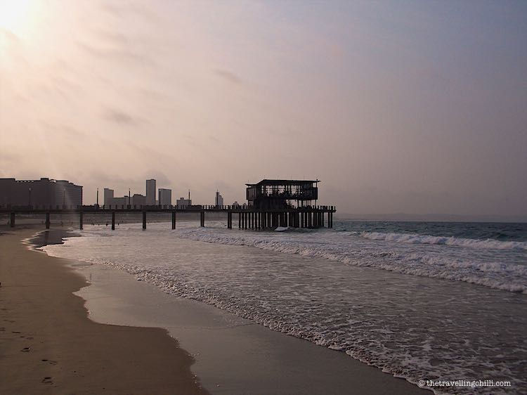 best beaches in South Africa to visit Durban Moyo pier